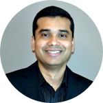 Raj Indupri Founder & CEO of eClinical Solutions