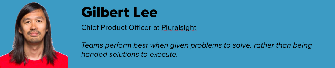 Gilbert Lee quote