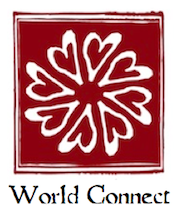 World connect logo