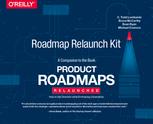Product Roadmap Relaunch Kit
