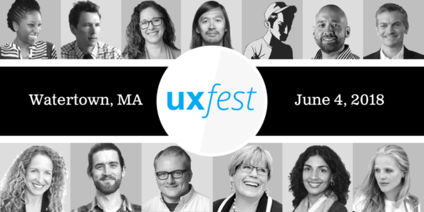 UX Fest Speakers