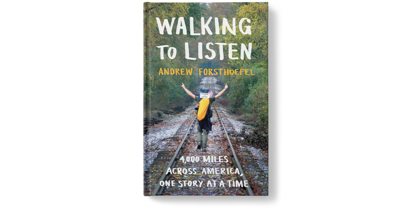 Walking to Listen book
