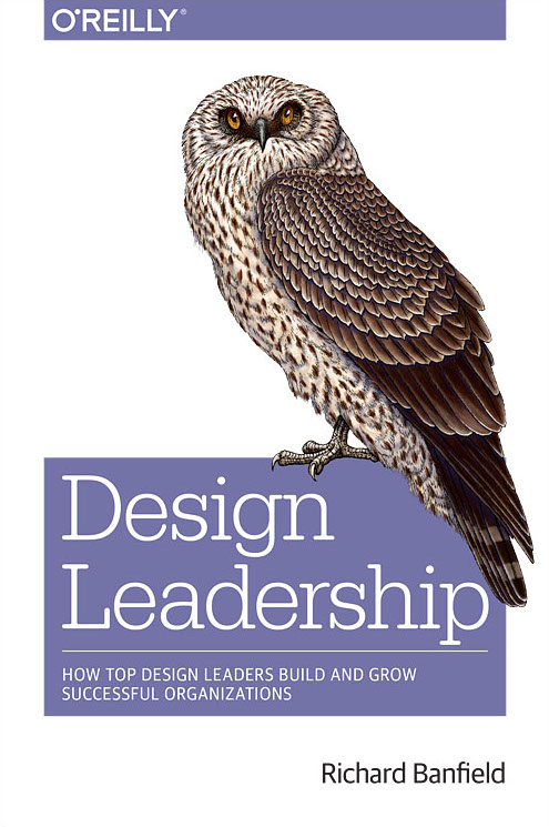 Design Leadership book