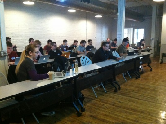 WordPress Hackday Photo