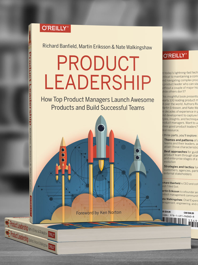 The Product Leadership book