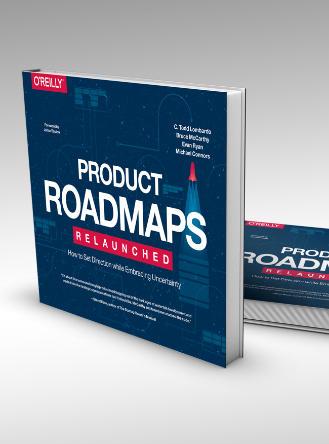 Product Roadmaps book