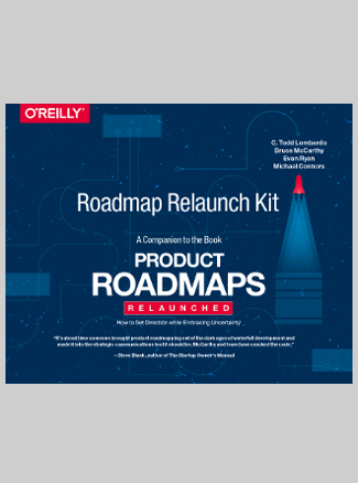 Roadmap Relaunch Kit book