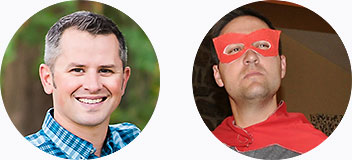 Ryan Frere and Jason Moens from Flywire